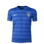 Brasil 2014 Youth Away Soccer Jersey