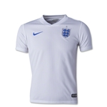 England 2014 Youth Home Soccer Jersey