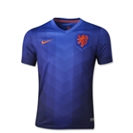 Netherlands 14/15 Youth Away Soccer Jersey