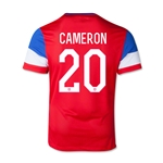 USA 14/15 CAMERON Youth Away Soccer Jersey