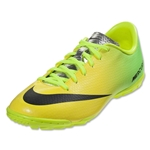 Nike Mercurial Victory IV TF Junior (Vibrant Yellow/Black/Neo Lime)