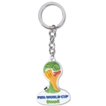 2014 FIFA World Cup Double Side Logo Keychain