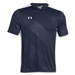 Under Armour Fixture Jersey (Navy/White)
