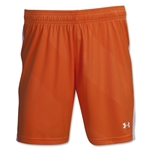 Under Armour Women's Fixture Short (Org/Wht)