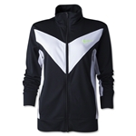 Nike Women's Soccer Warm-Up Jacket (Blk/Wht)