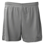 Nike Women's Academy Knit Short (Gray)