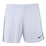 Nike Women's Academy Knit Short (White)