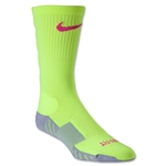 Nike Stadium Soccer Crew Sock (Green/Alligators)