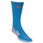 Nike Stadium Soccer Crew Sock (Roy/Orange)