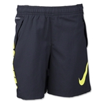 Nike GPX Boys Woven Short (Blk/Yellow)