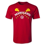 Warrior Maryland T-Shirt