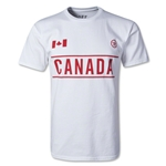 Warrior Team Canada T-Shirt (White)
