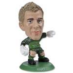 Manchester City Hart Mini Figurine