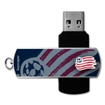 New England Revolution 8G USB Flash Drive