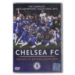The Complete UEFA Champions League Final 2013 DVD