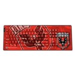 D.C. United Wireless Keyboard