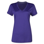 Nike Women's V-Neck Legend T-Shirt (Violet)
