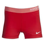 Nike Women's Pro 2.5 Short 2013 (Orange)