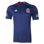 Chivas USA 2014 Authentic Secondary Soccer Jersey