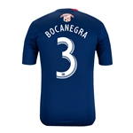 Chivas USA 2014 BOCANEGRA Authentic Secondary Soccer Jersey
