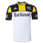 Columbus Crew 2014 Authentic Secondary Soccer Jersey