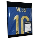 Lionel Messi Signed Argentina 2013 Away Jersey
