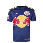 New York Red Bulls 2014 Youth Secondary Soccer Jersey