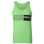 Maul Rugby Mean Green BrightLine Tank