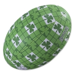 Gilbert St. Patricks Clover Rugby Ball
