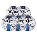 Select Royale Game Ball 5 Pack (Royal)