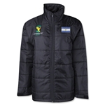 Argentina 2014 FIFA World Cup Puffer Jacket