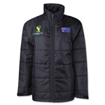 Australia 2014 FIFA World Cup Puffer Jacket
