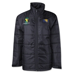 Bosnia-Herzegovina 2014 FIFA World Cup Puffer Jacket