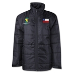 Chile 2014 FIFA World Cup Puffer Jacket