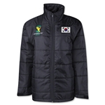 South Korea 2014 FIFA World Cup Puffer Jacket