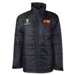 Spain 2014 FIFA World Cup Puffer Jacket