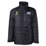 Uruguay 2014 FIFA World Cup Puffer Jacket