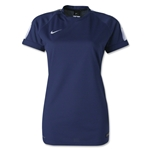 Nike Women's Squad 15 Flash Training Top (Navy)