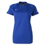 Nike Women's Squad 15 Flash Training Top (Royal)