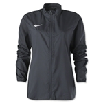 Nike Women's Team Performance Shield Jacket (Dk Grey)