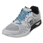 Warrior Prequel 2.0 Lacrosse Shoes (White/Silver)