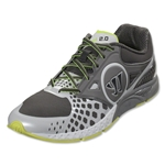 Warrior Prequel 2.0 Lacrosse Shoes (Grey/White)