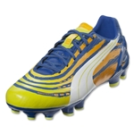 PUMA evoSPEED Graphic 3.2 FG (Monaco Blue/Sulphur Springs/Bright Marigold)