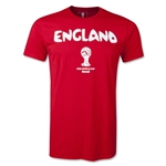 England 2014 FIFA World Cup T-Shirt