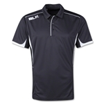BLK Tek V Polo (Black/White)