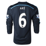 Chelsea 14/15 LS AKE Third Soccer Jersey