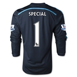 Chelsea 14/15 LS SPECIAL 1 Third Soccer Jersey