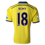 Chelsea 14/15 18 REMY Away Soccer Jersey