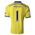 Chelsea 14/15  1 SPECIAL Away Soccer Jersey