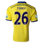 Chelsea 14/15 26 TERRY Away Soccer Jersey